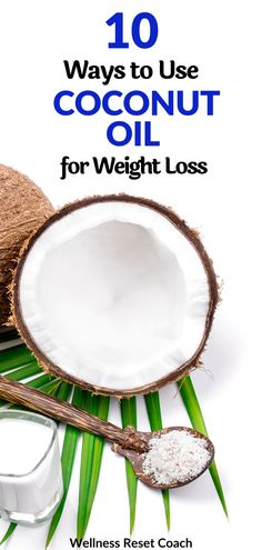 Is coconut oil really that healthy for you? It's high in fats and calories and a lot of people immediately assume that's a bad thing. The truth is, coconut oil can help you lose weight and keep your heart healthy! Here's how coconut oil will help YOU lose weight. Get Healthy, Healthy Tips, Gym Workouts Women, Healthy Living Tips, Lifestyle Changes, Weight Loss For Women, Healthy Weight Loss, Feel Better, Natural Remedies