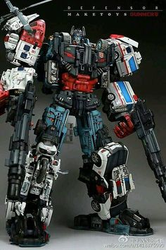 Transformers G1 Fans Toys FT-08 Meuleuse réédition Masterpiece Grimlock in USA!