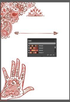 In this tutorial you'll learn how to create henna inspired elements for a festival poster in Adobe Illustrator. | Difficulty: Intermediate; Length: Short; Tags: Adobe Illustrator, Graphic Design, Poster Design, Illustration, Vector, AI Brushes