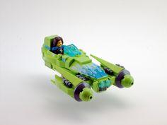 Lego spaceship: Cubano