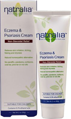 Natralia Eczema And Psoriasis Cream, Best non-steroid eczema cream