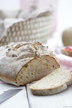 :D backen recipes bread Bread Bun, Pan Bread, Bread Cake, No Yeast Bread, Bread Baking, Yogurt Bread, Cake & Co, Pampered Chef, Healthy Baking