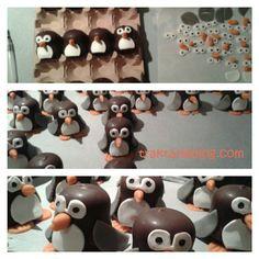Kindertraktaties: Negerzoen pinguins 3