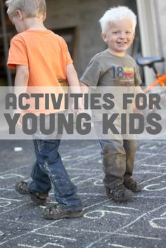 Gross motor activities, fine motor activities, learning activities, just plain fun activities for kids! Activities For 2 Year Olds, Motor Skills Activities, Kids Learning Activities, Infant Activities, Summer Activities, Toddler Play, Toddler Preschool, Learning Sight Words, Learning Shapes