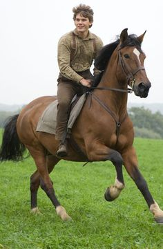 War Horse I <3 his movie!!! WARNING: if you have feelings you WILL cry!!!! Tissues on hand!!!