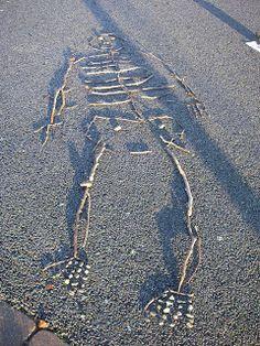 Skeleton Activities for Kids