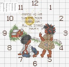Atelier Colorido PX: Relógio - Meninos a ver o Sol!