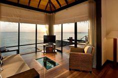 Astonishing Beach House Iruveli in Maldives