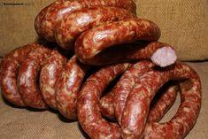 Cake Recept, Kielbasa Sausage, Smoking Meat, The Cure, Homemade, Food, Snacks, Hams, Sausage Recipes