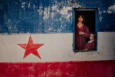Republic of Montenegro, Yugoslavia | Seeing Double | Steve McCurry