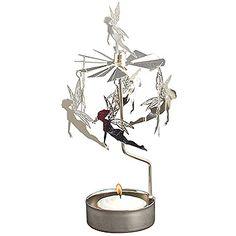 Rotary Tealight Holder - Fairy