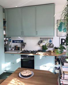Signe Wennebergs smukke køkken