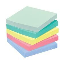 Amazon.com : Post-it Notes, 1 3/8 in x 1 7/8 in, Marseille Collection, 12 Pads/Pack (653-AST) : Sticky Note Pads : Office Products