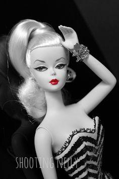 Barbie..Vintage Silkstone Barbie photographic fine art by Shootingnelly,