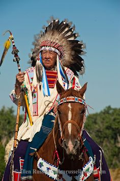 Crow Elder, Newton Old Crow, Crow Fair, Crow Indian Reservation, Montana
