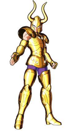 Shura - Capricorn (Gold Knight)
