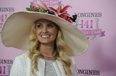 2015 Longines Kentucky Oaks Fashion Contest | 2015 Kentucky Derby & Oaks | May 1 and 2, 2015 | Tickets, Events, News Kentucky Derby Hats, May 1, Horse Racing, Caps Hats, Scarves, Events, Costumes, News, My Style