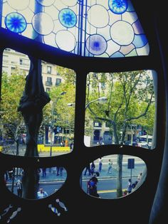 View from Gaudi's house
