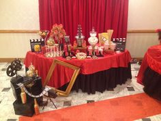 Red Carpet Birthday Party Ideas | Photo 1 of 20 | Catch My Party