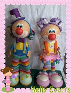 Kelly Evarts: Circus