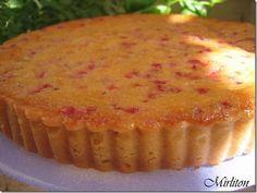 La tarte Michalak aux groseilles!!!