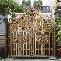 Công ty thiết kế cửa cổng biệt thự tại quận 2