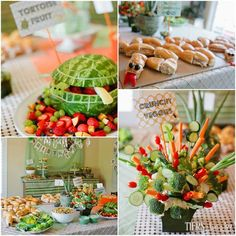 Reptile Party by Beverly's Bakery