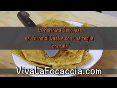 Ricetta Farinata - YouTube
