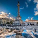 The Heart of Lisbon, Portugal