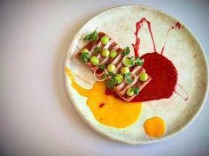 #tuna #tataki #artofplating by a.lango