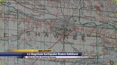Oklahoma shook by three earthquakes in less than - Between Monday 7/28 and Wednesday 7/30/2014 -   3.4 mag, 3.3 mg, 4.3 mag - UPI.com
