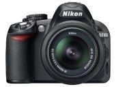 Nikon D3100 14.2MP Digital SLR Camera(Black) with AF-S 18-55mm VR Kit, 4GB Card, Camera Bag