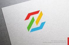 Letter Z Logo by nospacestore on @creativemarket