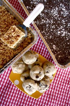Make-ahead desserts for large group gatherings