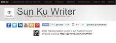 00132  Postais de Ku http://www.Sun-Ku.com #SunKuWriter #BibleOfFuture
