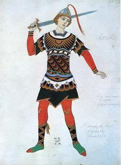 Bilibin_costume-design-for-the-ballet-firebird-by-igor-stravinsky-1931