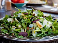 Grilled Fennel and Asparagus Salad Recipe | Guy Fieri | Food Network