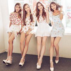 Highteen (하이틴) | 2016 Girl Group