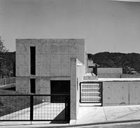 Iwasa House. 1982-90. Ashiya, Hyogo, Japón, Tadao Ando.