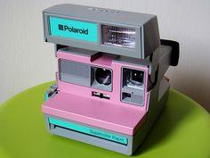 Polaroid 600 supercolor esprit
