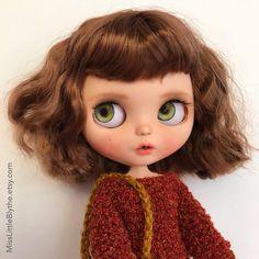 OOAK Custom Blythe Doll fake Gabrielle