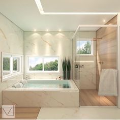 Dream Home Design, Modern House Design, Home Interior Design, Dream Bathrooms, Dream Rooms, Bathroom Design Luxury, Aesthetic Rooms, Dream House Plans, House Rooms