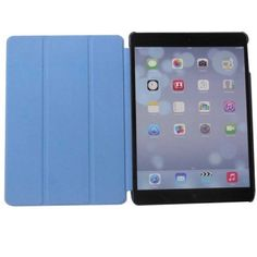 Fashion Style PU Leather Case for iPad Air / 5 with Foldable Stand Function #women, #men, #hats, #watches, #belts, #fashion