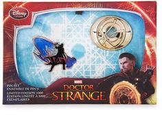 Disney Marvel Doctor Strange Pin Set