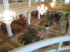 French Lick Springs Hotel, French Lick Indiana-