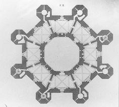 Plans (drawings), Castel del Monte