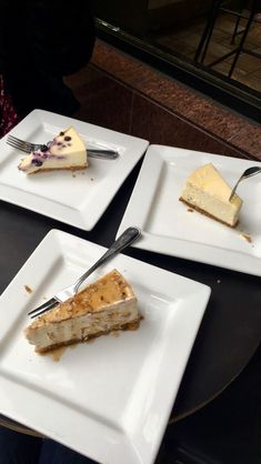 Cheesecakes in Vancouver