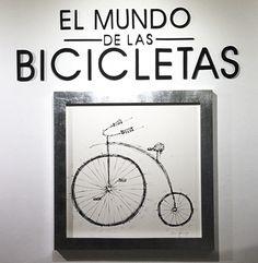 El mundo de las bicicletas
