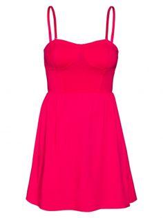 Hot Pink Aritzia dress