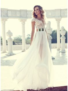 Destination Wedding Dress.